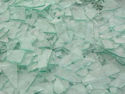 打造绿色城市碎玻璃等废品将应收尽收